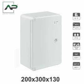 200x300x130, IP65