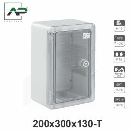 200x300x130-T, IP65