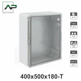 400x500x180-T, IP65