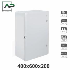 400x600x200, IP65