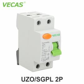 UZO/SGPL 2P 32A 30mA